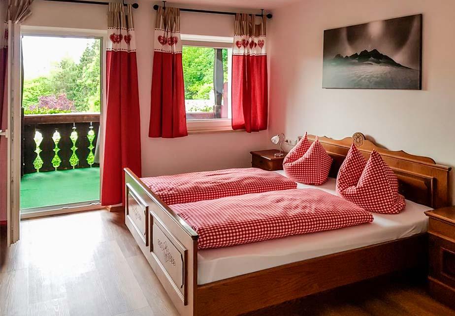 Familienzimmer-Untersberg
